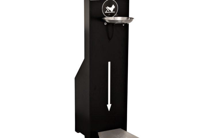 ViruClean Royal Black hånddispenser