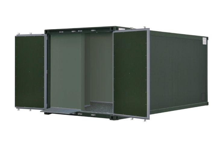 COPS NDN 8000 STN EN 1522 drivstoff container